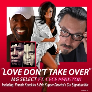 "MG SELECT ""LOVE DON'T TAKE OVER"""
