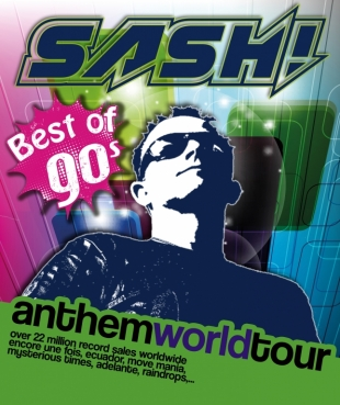 SASH! BEST OF 90'S TOUR